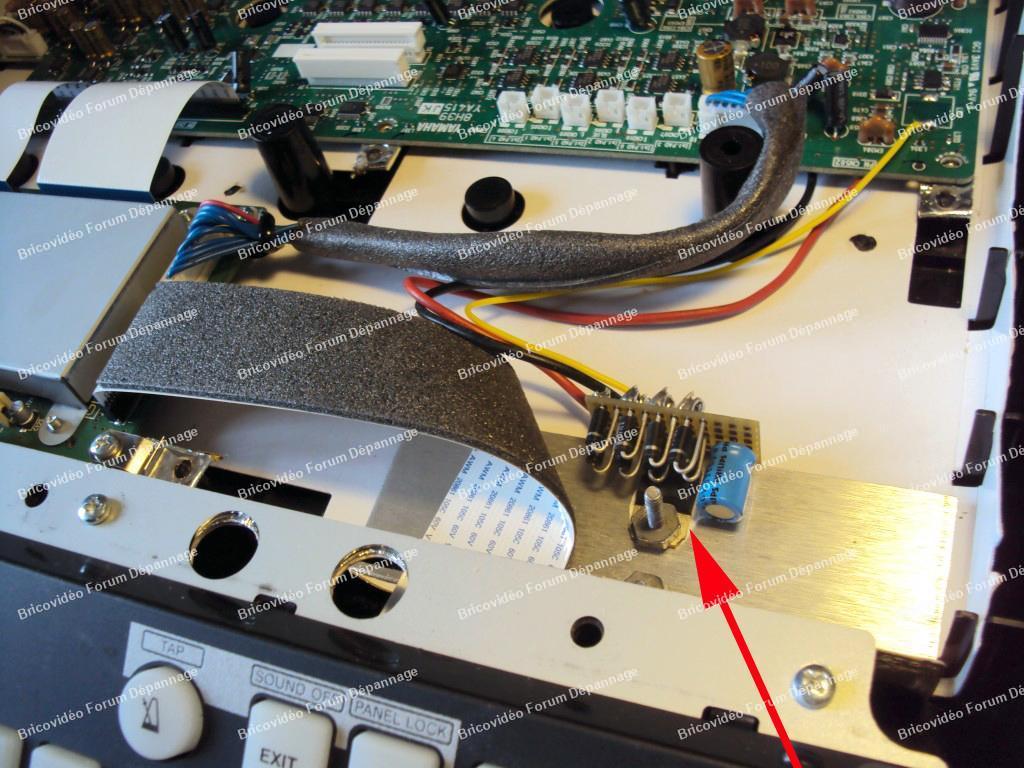 dépannage Pad Yamaha DTX-Multi-12
