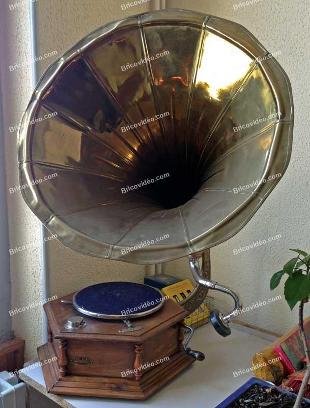 panne phonographe conseils réparation