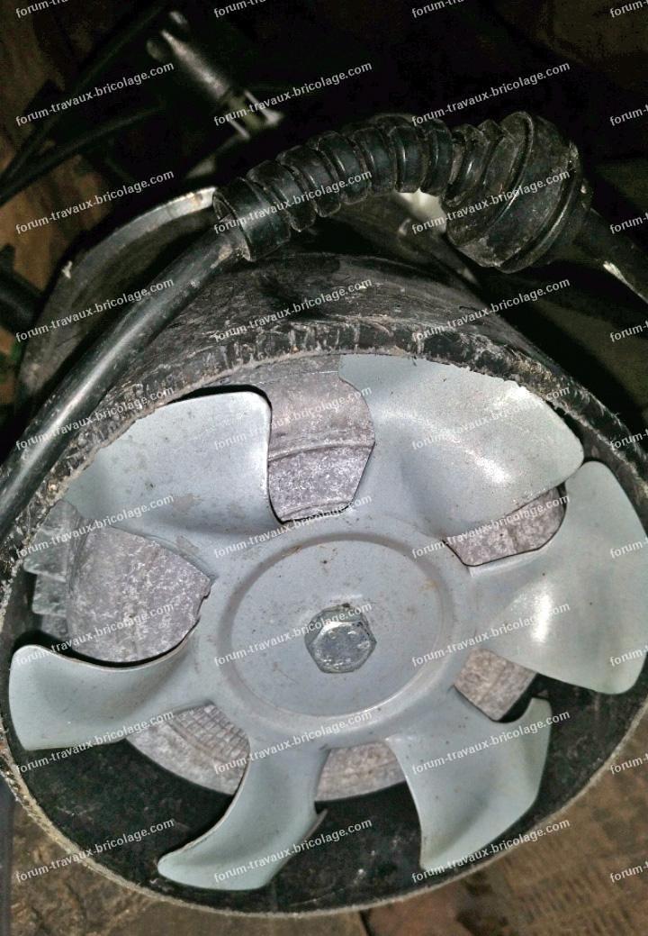 problème moteur nettoyeur haute pression
