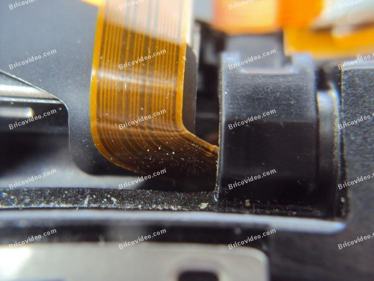 réparation circuit flex console Nintendo 3DS