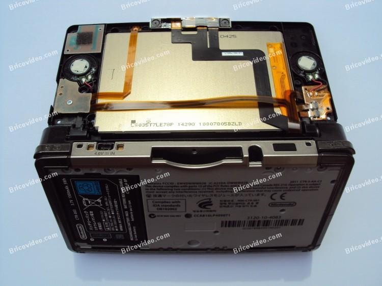 conseils réparation console Nintendo 3DS