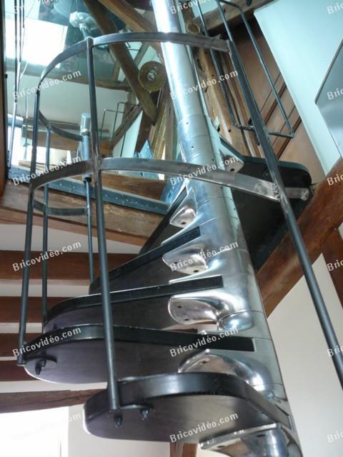 securisation escalier tallon